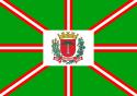 Bandeira da cidade de Curitiba - PR